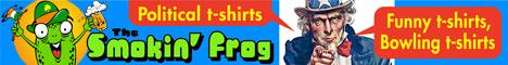 the smokin' frog 468X60 banner b graphic